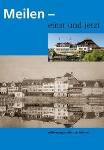"""Buchcover """"Meilen - einst und jetzt"""""""""""