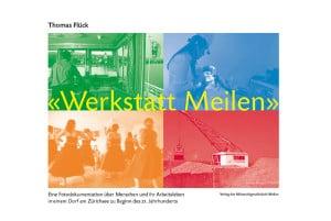"Buchcover ""Werkstatt Meilen"""