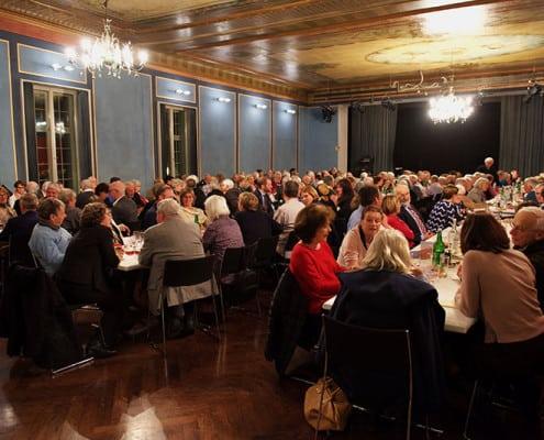 Mittwochgesellschaft Meilen - Generalversammlung