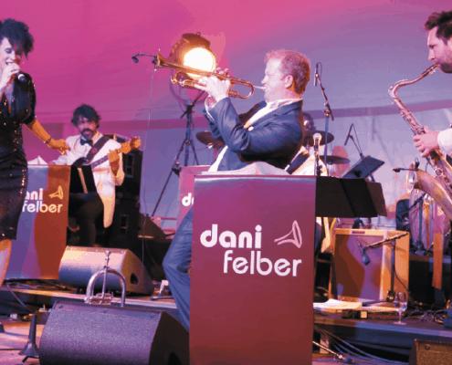 Souljet - Dani Felber mit Band