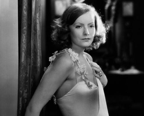 Greta Garbo - Stummfilm