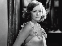 Greta Garbo in The Mysterious Lady