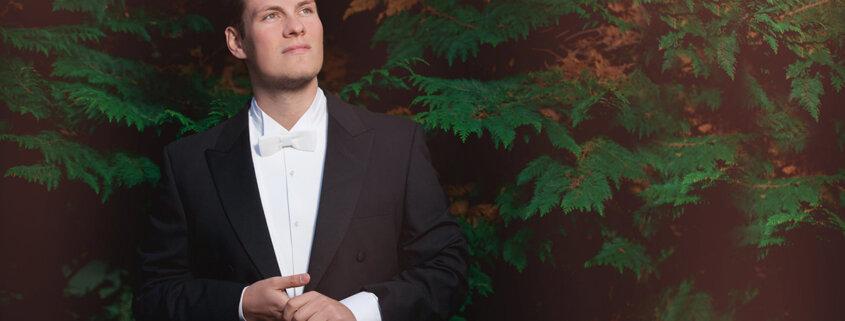 Opernsänger Bastian Kohl
