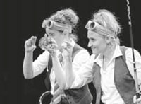‹search and found›: Kindertheater von webercamenzind